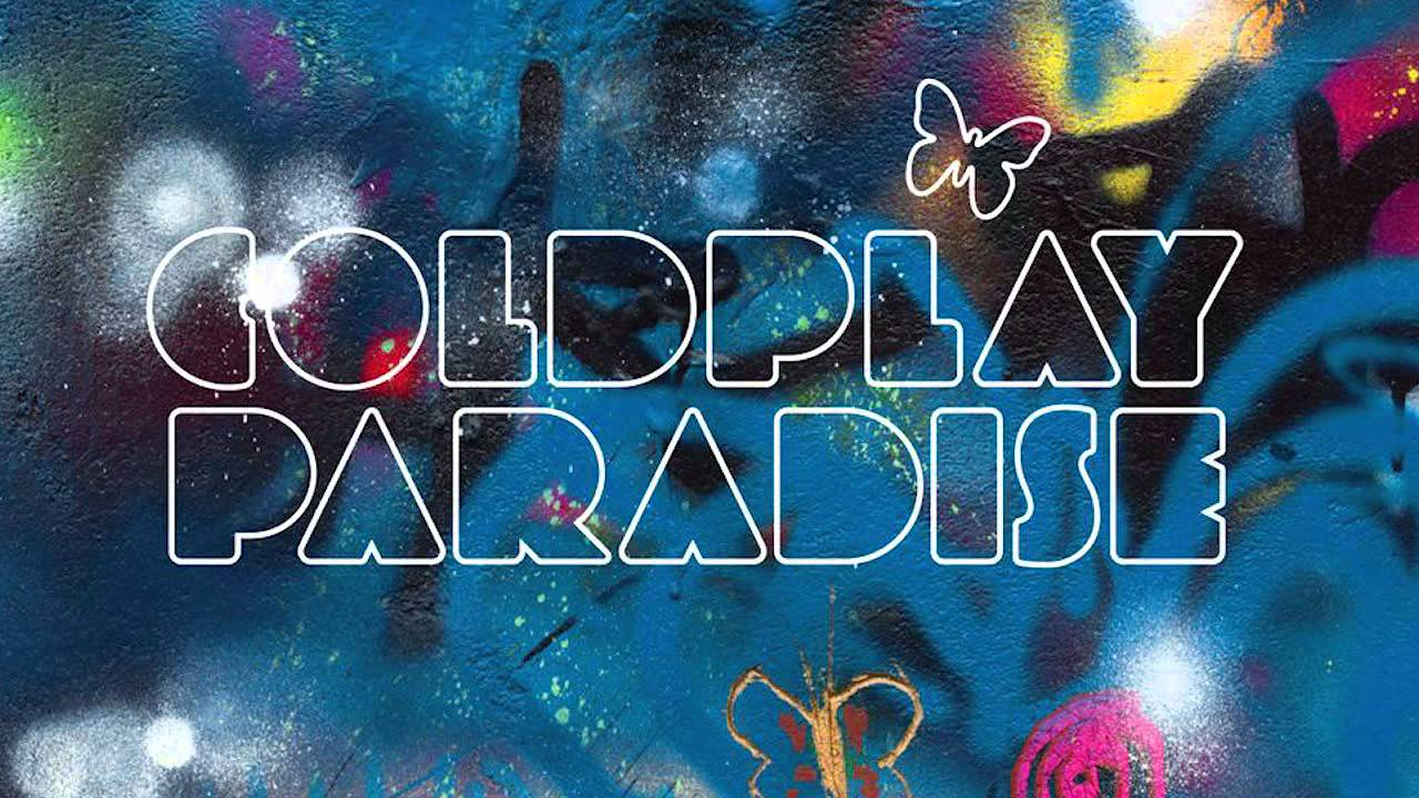 Coldplay - Paradise (Instrumental) - YouTube